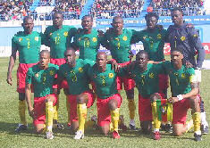 Equipe national du Cameroun (football)